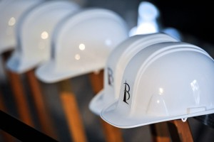 Hard Hat Closeup