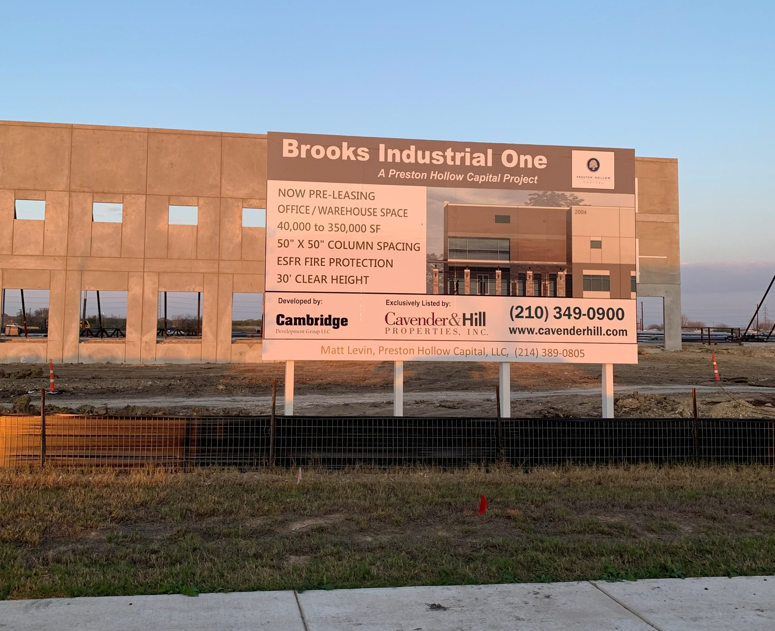 BROOKS OPPORTUNITY ZONE